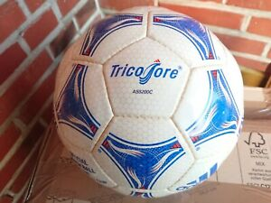 Adidas Tricolore Official Matchball OMB World Cup WM 1998 Made in Morocco JFA