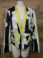 Paperwhite Flowers RN 21664 MULTI Jacket Women's Shirt Size: 12 NWT