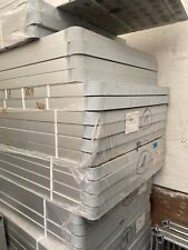 More details for job lot new ripiano aluplast cold room racking but no poles.
