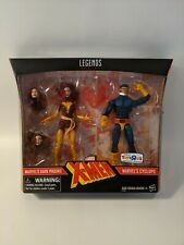Marvel Legends Series DARK PHOENIX & CYCLOPS ~ Toys R Us Exclusive ~ NIB ???