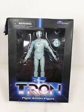 "New listing Diamond Select Disney Tron: Flynn 7"" Action Figure!"