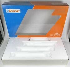 ROCO LEERKARTON 41061 E-Lok BR 10102 SBB Zug Wagen Set Leerverpackung empty box