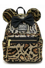 Loungefly Minnie Mouse Mini Backpack - Multicolor