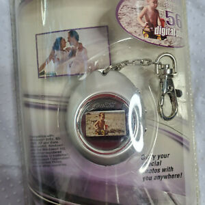 Digital Photo Picture Album Frame Key Chain 56 images NEW Vintage Some