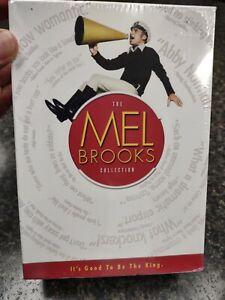Unopened Mel Brooks Collection (Blazing Saddles / Young Frankenstein / etc