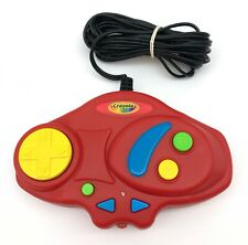 Crayola Plug And Play TV Video Game - Techno Source 2004 - Art Drawing - Tested