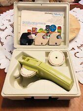 DYMO Label Maker -  Mark VI - M-6 - Original Box - Vintage 1971