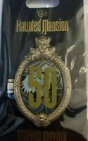 2019 Disney D23 Expo WDI MOG Haunted Mansion Hinged Hat Box Ghost Pin LE 300