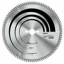 Bosch Optiline Wood circular saw blade 250 x 30 x 3.2 mm. 80 2608640660