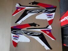 F X  EVO GRAPHICS HONDA  2010  2011  2012 2013 CRF250R & CRF450R 2009 2010 11 12