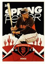 2015 Topps Spring Fever Complete Set Lot #1-50 - QTY AVAIL