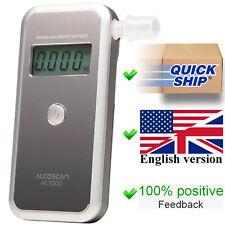 Alcoscan AL-7000 AlcoMate Alcotest Alcohol Breath Tester Analyzer Breathalyzer