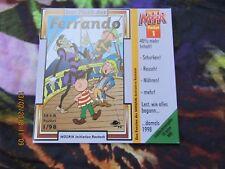 Fanzine MIR-Pocket 1 - Jubiläumsausgab sehr Selten(nur 100 exemplare )28seiten