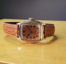 Vintage Elgin Watch 1930s