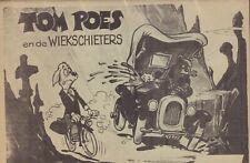 TOM POES EN DE WIEKSCHIETERS - Marten Toonder  (1974)