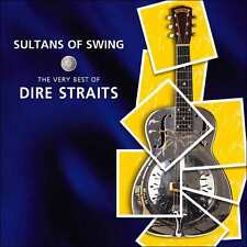 DIRE STRAITS - SULTANS OF SWING - VERY BEST OF (CD) Sealed
