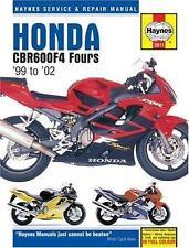 HONDA CBR600F2 & F3 FOURS '91 TO '98--HAYNES SERVICE & REPAIR MANUAL