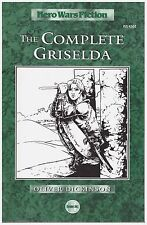 Runequest Hero Wars Fiction: The Complete Griselda (softcover book)