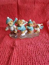 Cherished teddies. Winter limited edition