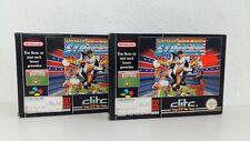 """Super Nintendo Spiel """" World Cup Striker """" / Snes / NEU / Unbenutzt"""