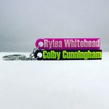 3D Printed Personalised Keyring - Keychain - Party Bags