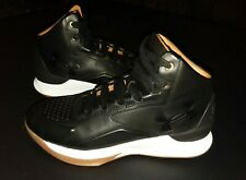 7ebf0b3e128 5 watching. Style  Basketball Shoes. Under Armour UA Steph Curry 1 Mid LTH  (SIZE 8) Black White Gum 1298700