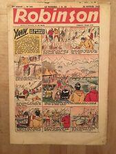 ROBINSON numéro 340 - 28 février 1943 - BE