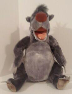 "Baloo From Disney The Jungle Book 12"" Plush"