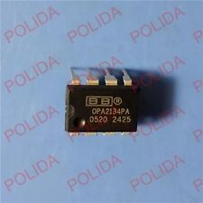 5PCS OP AMP IC BURR-BROWN/BB/TI DIP-8 OPA2134PA OPA2134PAG4 100% Genuine and New