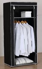 Faltkleiderschrank Campingschrank Textil-Kleiderschrank Camping-Faltschrank NEU