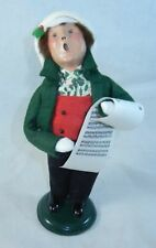 Byers Choice Carolers Victorian Traditional Child Christmas Music Mint 2001