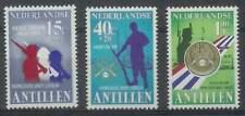 Ned. Antillen postfris 1979 MNH 630-632 - Vrijwillegers Korps