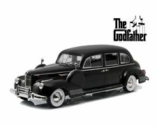 The Godfather 1941 Packard Super Eight One Eighty - 1:18 Scale by GREENLIGHT