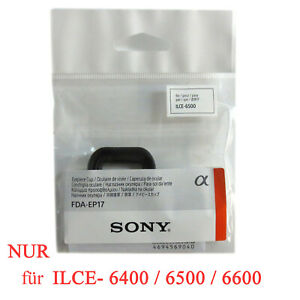 SONY FDA-EP17 eyecup, Augenmuschel für ILCE 6400 / 6500 / 6600 *Fachhändler*