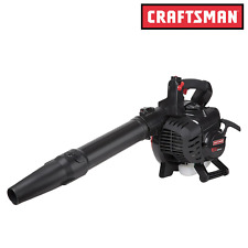 Craftsman Handheld 27cc Gas Leaf Blower Yard - Free Shipping - NEW