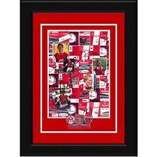 Ray Parlour Arsenal Signed & Framed  Pin Badge