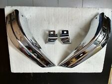 BMW E21 Euro front bumper corners+coverings !!NEW!! OEM  315i 323i
