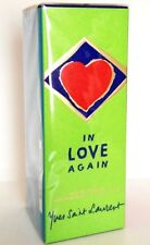 In Love Again  Yves Saint Laurent 100ml. Eau Toilette spray