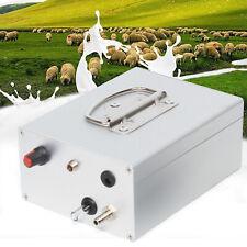 Portable Electric Milking Machine Vacuum Pump Accessory For Farm Cowsheepgoat