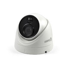 Swann 4K Ultra HD Heat & Motion Detection Add-on Dome Security Camera, Night