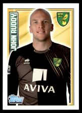 Topps Premier League 2013 - John Ruddy Norwich City No. 148