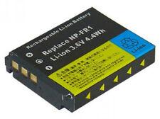 Akkus für Sony Cyber-shot DSC-P120 DSC-P150 DSC-P150/B DSC-P150/L NP-FR1