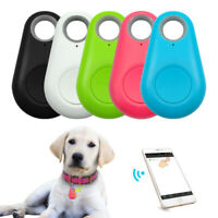 Rastreador GPS Mini Anti-pérdida de Impermeable Bluetooth para perros y gatos