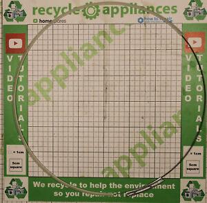 Washing Machine Retainer Clamp Door Seal C00112571 C00264305 J00166141