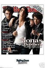 #10093 Jonas Brothers Rolling Stone Cover Poster24x36