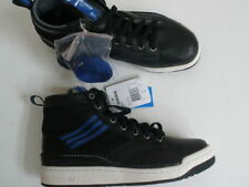 2009 ADIDAS 7 Hole Kazuki Leather Black shoes Boot men's US 8.5 UK 8 / 42