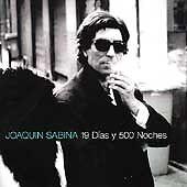 19 Dias y 500 Noches Joaquin Sabina CD Sealed ! New !