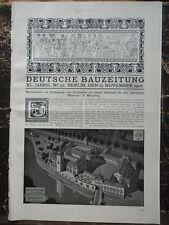 1906 München Deutsches Museum Hamburg Hafen Roß Ellerholz