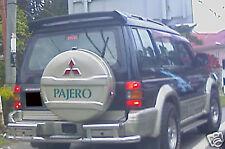 Mitsubishi Pajero Montero Shogun Roof Wing Spoiler
