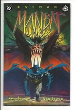 BATMAN: MANBAT # 1 of 3 (DC Comics Elseworld, Prestige Format, OCT 1995), NM